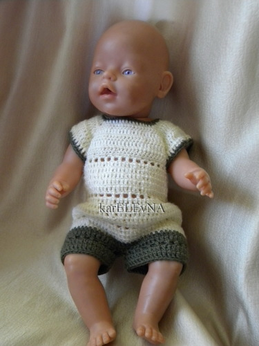 clothes for dolls Baby Born