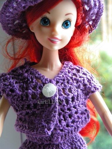 для кукол одежда для Барби